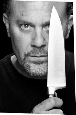 Bob Hodson portrait for Chef's Insight