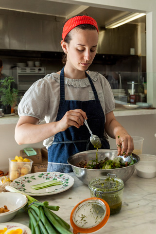 from chefsinsight.com w/ Jessica Koslow